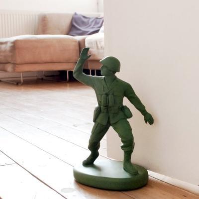 Suck UK Home Guard Door Stop [D] image 5