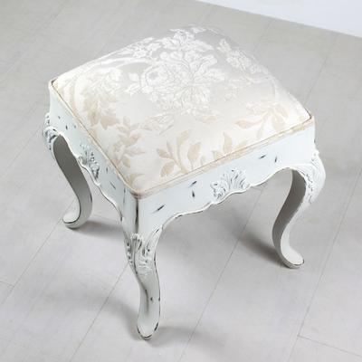 Ripple Dressing Table Stool image 2