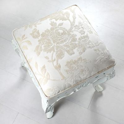 Ripple Dressing Table Stool image 3