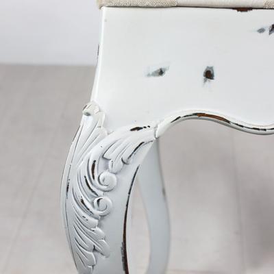 Ripple Dressing Table Stool image 4