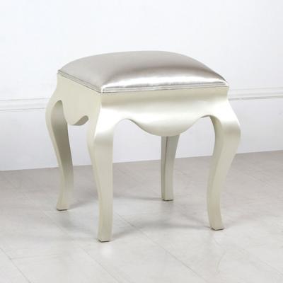 Curvy Dressing Table Stool