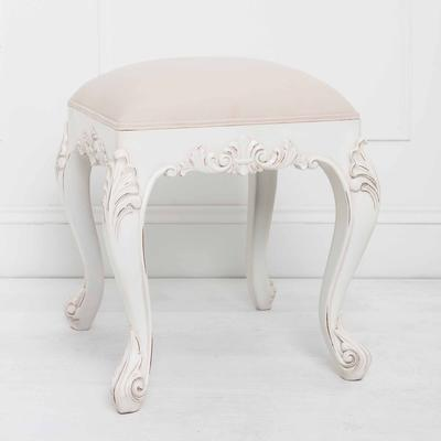 Classic French Dressing Table Stool