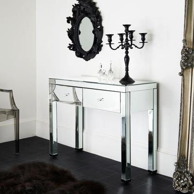 Mirrored Dressing Table image 6