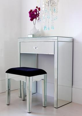 Mini Mirrored Dressing Table image 3
