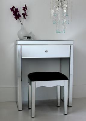 Mini Mirrored Dressing Table image 4