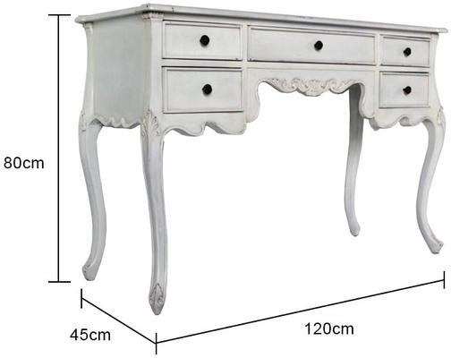 Classic Large Dressing Table image 5