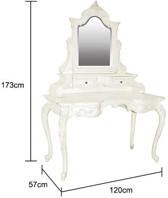Dressing Table and Mirror image 3