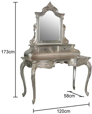 Dressing Table and Mirror image 5