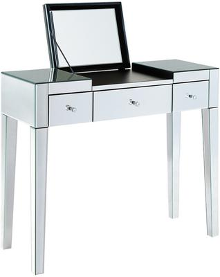 Modish Mirrored Dressing Table