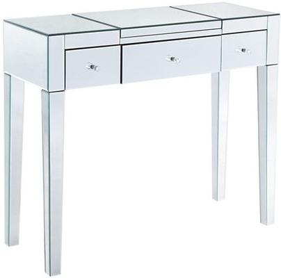 Modish Mirrored Dressing Table image 2