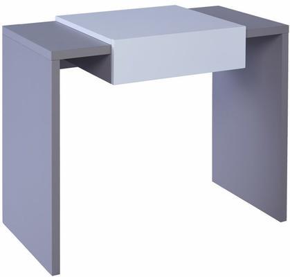 Marlow Modern Dressing Table - Matt Stone Lacquer image 2