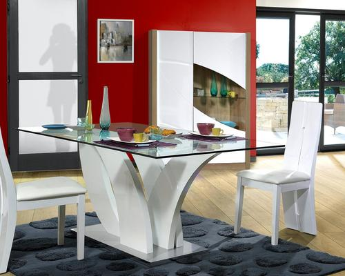 Elypse dining table image 5
