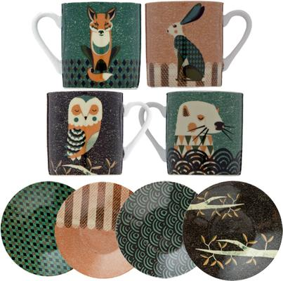 Wildlife Dusk Espresso Set image 2