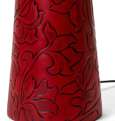 Peony Resin Floor Lamp image 2