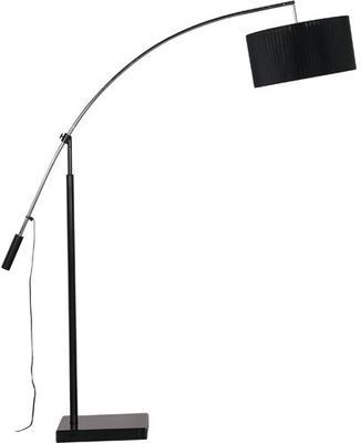 Modern Extended Arm Floor Lamp