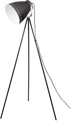 Leitmotiv Mingle Floor Lamp - Black
