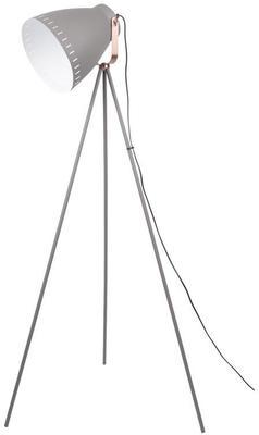 Leitmotiv Mingle Floor Lamp - Grey