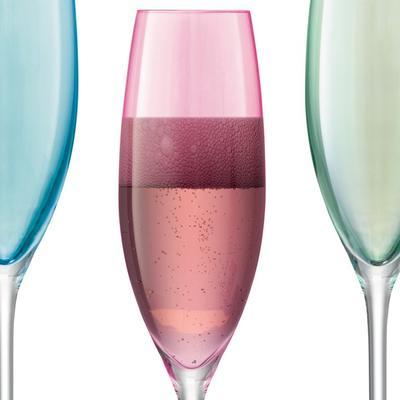 LSA 4 x  Polka Champagne Glasses image 2