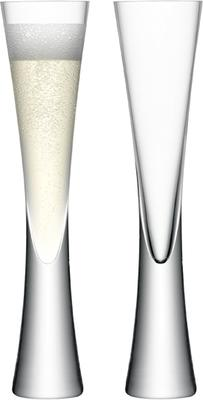 LSA Moya Champagne Flutes - Set of 2