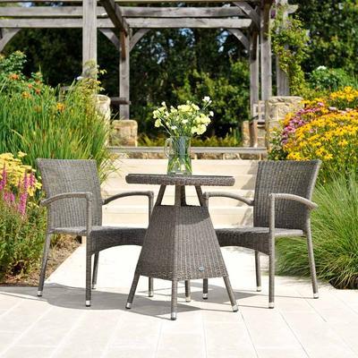 Cantrelle Monte Carlo Outdoor Tea Table