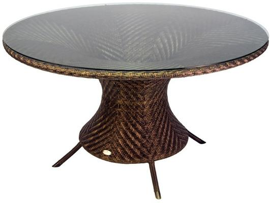 Ohanna Ocean Wave Outdoor Table image 3