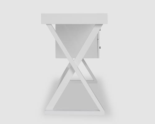 Alpha Desk - Taupe High Gloss image 7