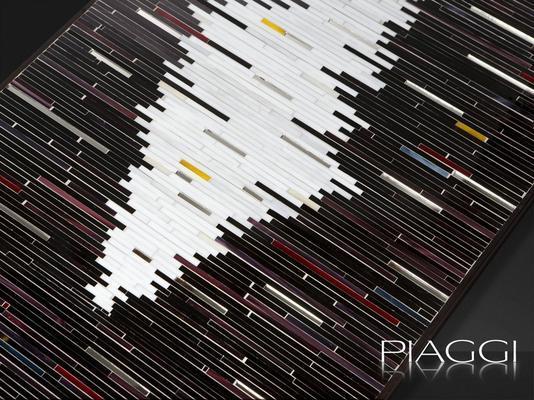 Mirage PIAGGI decorative glass mosaic art panel image 3