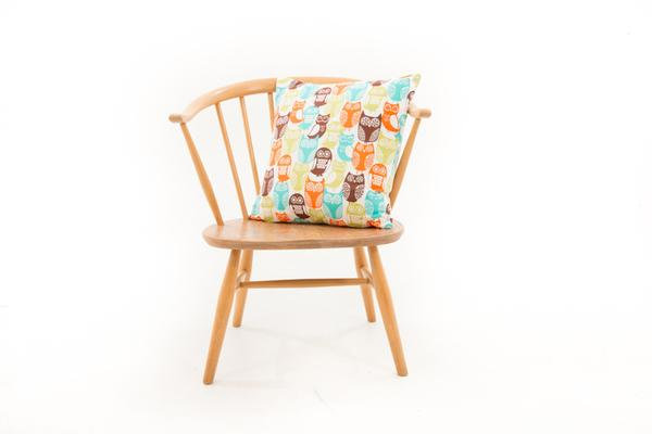 Ercol Windsor Cowhorn Chair