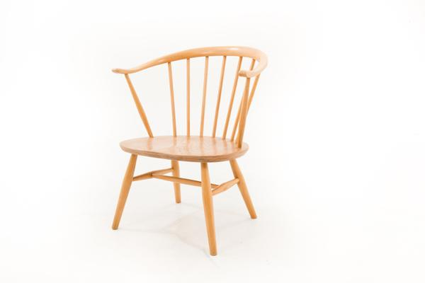 Ercol Windsor Cowhorn Chair image 4