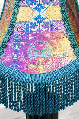 Caliana Peacock lampshade  image 3