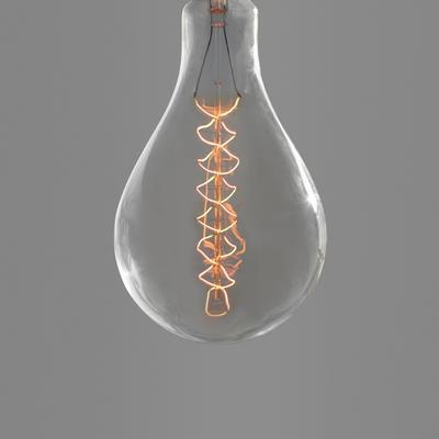 Nostalgia Lights Industrial Spiral. E40 image 2