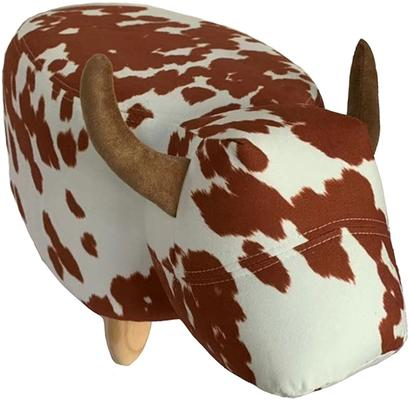 Caesar the Cow Footstool image 2