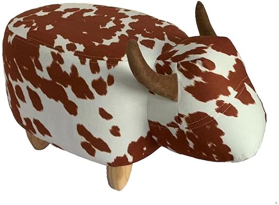 Caesar the Cow Footstool image 3