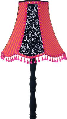 Candy Vamp lampshade