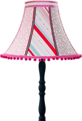 Sugar Doll lampshade