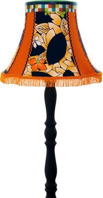 Tangerine Dreams lampshade