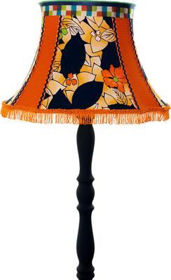 Tangerine Dreams lampshade image 2