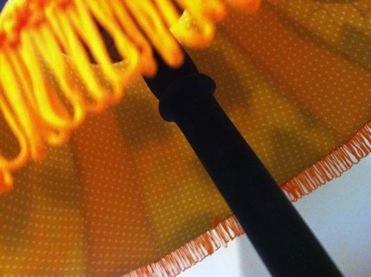 Tangerine Dreams lampshade image 4