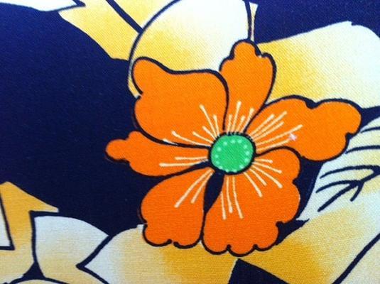 Tangerine Dreams lampshade image 5