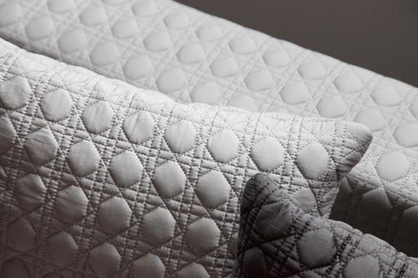 Asana 3 Seat Dark Grey Fabric Sofa image 4