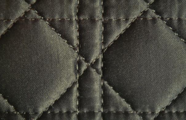 Asana 3 Seat Dark Grey Fabric Sofa image 5
