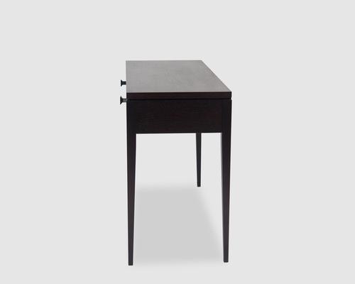 Roma Wenge Oak Console Dressing Table image 3