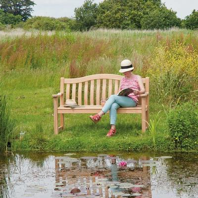 Roble Turnberry Bench
