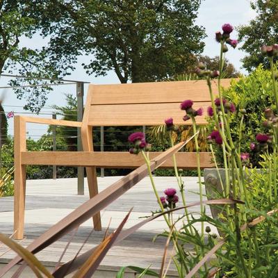 Roble Garden Bench image 4