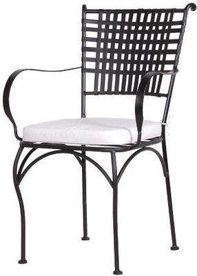 Lattice Garden Chair