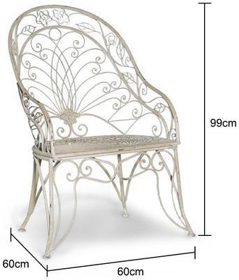 Exquisite Garden Chair image 2