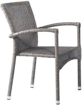 Chang Monte Carlo Outdoor Stacking Chair image 2