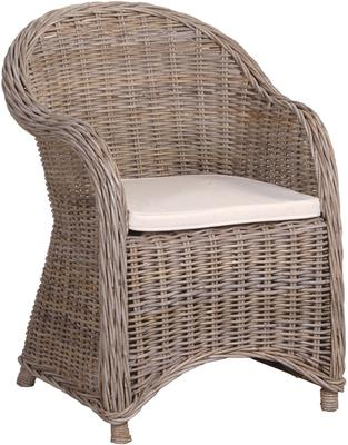 Wicker Garden Armchair