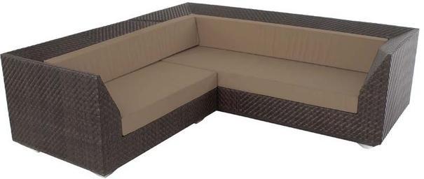 Odette Ocean Maldives Outdoor Corner Sofa With Cushion