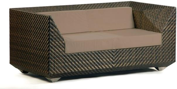 Olga Ocean Maldives Outdoor Sofa With Cushion image 6